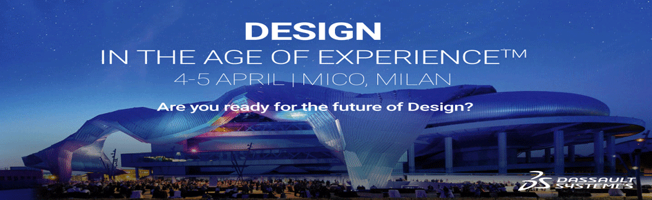 Design in the age of experience. Il futuro del design secondo Dassault Systèmes