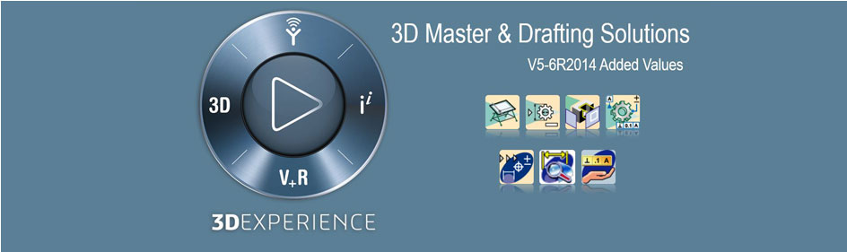 CADLAND-CATIA-V5-6R2014-3DMaster-&-Drafting-Solutions-